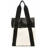 Proenza Schouler Leather-Panelled Tote - Neutro