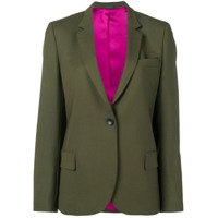 Ps Paul Smith Blazer De Alfaiataria - Verde