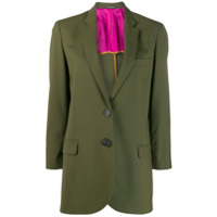 Ps Paul Smith Blazer Slim - Verde