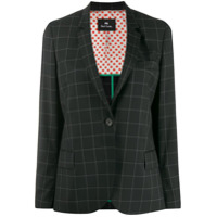 Ps Paul Smith Blazer Xadrez - Preto