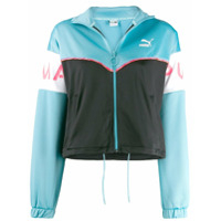 Puma Colour Block Track Jacket - Preto