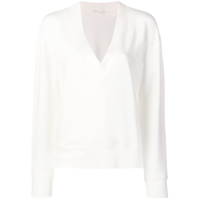 Rag & Bone V-Neck Sweater - Branco