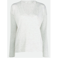 Rag & Bone V-Neck Sweater - Cinza
