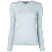 Ralph Lauren Collection Lightweight Cashmere Sweater - Azul