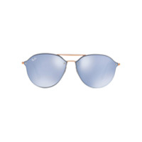 Ray-Ban Óculos De Sol 'double Bridge' - 63261U