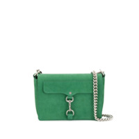 Rebecca Minkoff Chain Strap Crossbody Bag - Verde