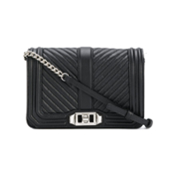 Rebecca Minkoff Chain Strap Shoulder Bag - Preto