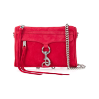 Rebecca Minkoff Mini Mac Crossbody Bag - Vermelho
