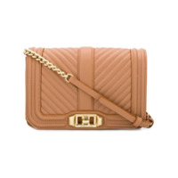 Rebecca Minkoff Small Love Crossbody - Rosa