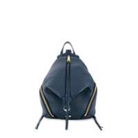 Rebecca Minkoff Zipped Backpack - Azul