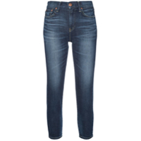 Red Card Calça Jeans Skinny Cropped - Azul