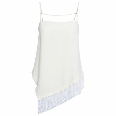 Regata Feminina Mary Franjas - Off White