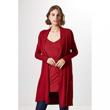 Regata Longa Wool Basic-Ruby Wine - M