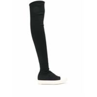 Rick Owens Drkshdw Tênis Over The Knee - Preto