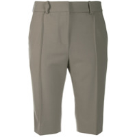 Rokh Tailored Shorts - Cinza