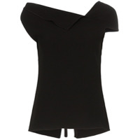 Roland Mouret Blusa Raywell - Preto