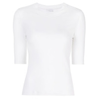 Rosetta Getty Camiseta Mangas Curtas - Branco