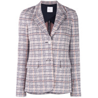 Rosetta Getty Plaid Blazer - Estampado