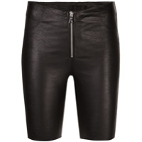 Rta Fitted Shorts - Preto