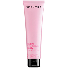 Sabonete Cremoso Creamy Body Wash Peony 140 ml de Sephora Collection