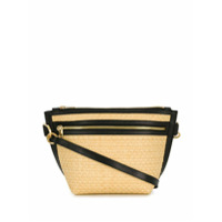 Sacai Trapezoid Shoulder Bag - Neutro