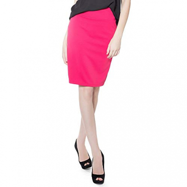 Saia Lapis Fashion Pink P