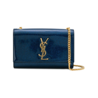 Saint Laurent Bolsa Tiracolo 'kate' - Azul