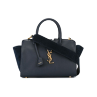 Saint Laurent Bolsa Tote 'downtown Cabas' - Azul