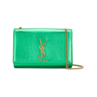 Saint Laurent Bolsa Tiracolo 'kate' Pequena - Verde