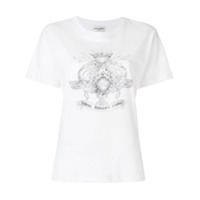 Saint Laurent Camiseta 'young Romance League' - Branco