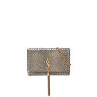 Saint Laurent Clutch Kate - Verde