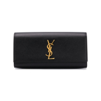 Saint Laurent Clutch 'kate' - Preto