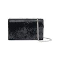 Saint Laurent Clutch 'sac De Jour' - Preto