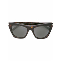 Saint Laurent Eyewear New Wave 214 Kate Sunglasses - Preto