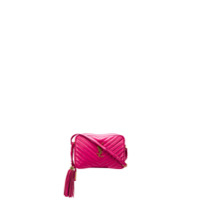 Saint Laurent monogram shoulder bag - Rosa
