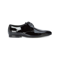Saint Laurent Sapato 'smoking 15' - Preto