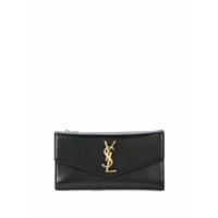 Saint Laurent Carteira Uptown - Preto