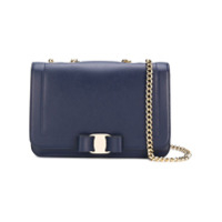 Salvatore Ferragamo Vara Shoulder Bag - Azul