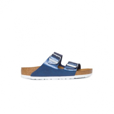 Sandália Arizona Bf Graceful Sea Birkenstock - Azul