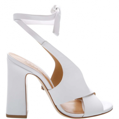 Sandália Aventura Lace-Up White | Schutz
