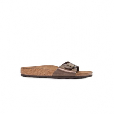 Sandália Madrid Graceful Birkenstock - Marrom