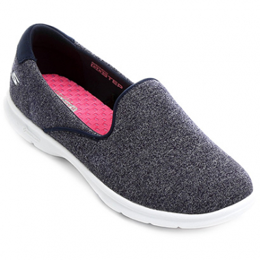 Sapatilha Skechers Go Step Solution Feminina-Feminino