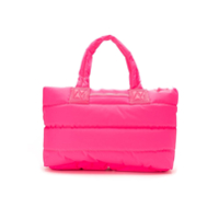 Schutz Bolsa Shopping 'fluffy' - Rosa