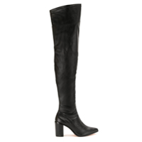 Schutz Bota Over The Knee - Preto