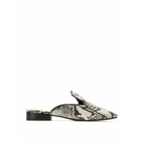 Schutz Mule Animal Print - Estampado