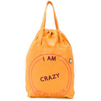 See By Chloé Bolsa Tote 'i Am Romantic' - Laranja