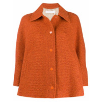 See By Chloé Short Boxy Fit Jacket - Laranja