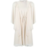 See By Chloé Short Frilled Dress - Neutro