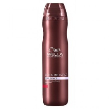 Shampoo Color Recharge Cool Blonde Wella Professionals 250ml