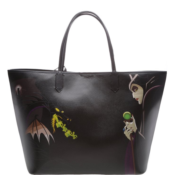 Shopping Bag Black Malévola  77766462ddc